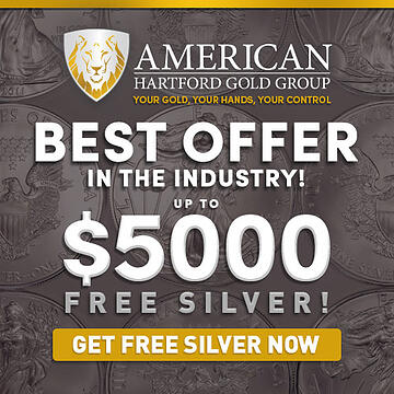 $5000 in Free Silver from AHGG